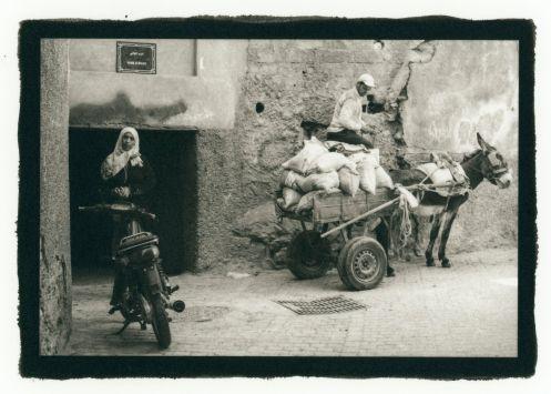 Moroccan Cart